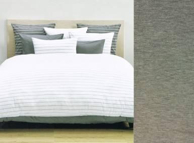 christian fischbacher bettw sche celina grau jersey. Black Bedroom Furniture Sets. Home Design Ideas