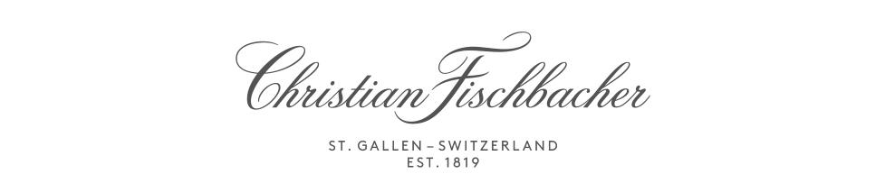 Das Logo des Unternehmens Christian Fischbacher aus St. Gallen