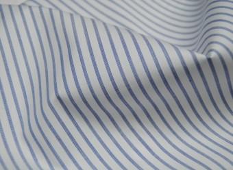 Christian-Fischbacher-Bettwäsche-Streifen-Fil-a-Fil-weiß---blau