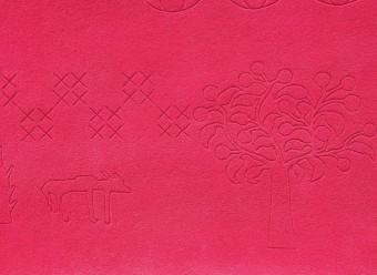 Christian-Fischbacher-Teppich-Folklore-Merinowolle-pink