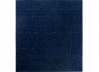Christian-Fischbacher-Teppich-Meta-Merinowolle-blau