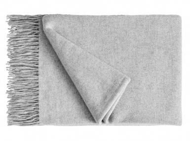 Vorschaubild christian-fischbacher-plaid-bisou-kaschmir-grau