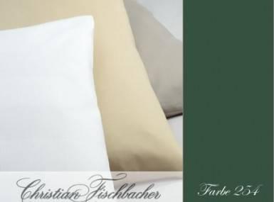 Vorschaubild christian fischbacher bettwaesche jersey uni 254 tannengruen