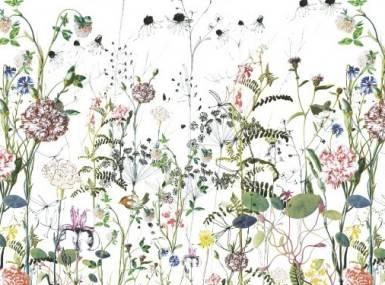 Vorschaubild christian fischbacher flora gardinen