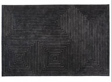Vorschaubild christian fischbacher teppich minimal linen dreams 006