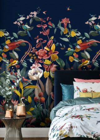 Eine neue Poduktlinie: Dekorative Tapeten / Wallpapers
